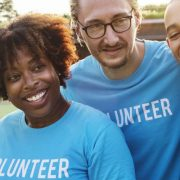 charity team building events